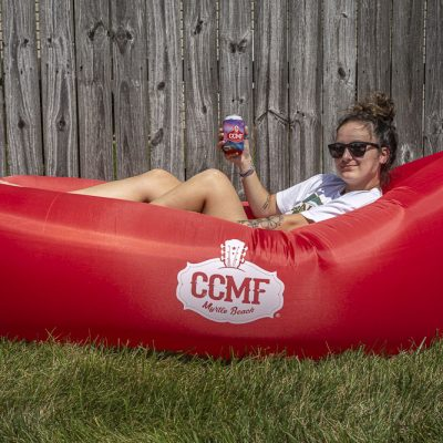 CCMF Wind Chair – Red