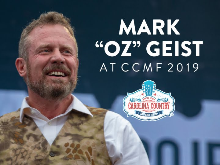 "Mark ""Oz"" Geist at CCMF 2019!"