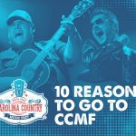 Top 10 reasons to go to CCMF 2020!