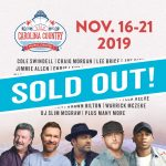 The 1st Annual CCMF Cruise is SOLD OUT!