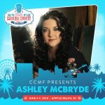 Ashley McBryde at CCMF 2020!