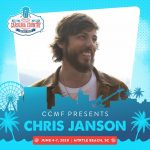 Chris Janson to CCMF 2020!