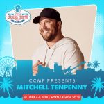 Mitchell Tenpenny at CCMF 2020!