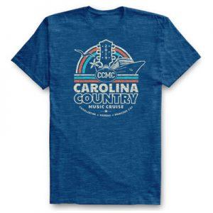 CCMC 2019 – Lineup T-Shirt – Navy