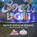 Coors Light is back, baby!