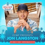 Jon Langston at CCMF 2020!