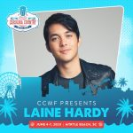 Laine Hardy at CCMF 2020!