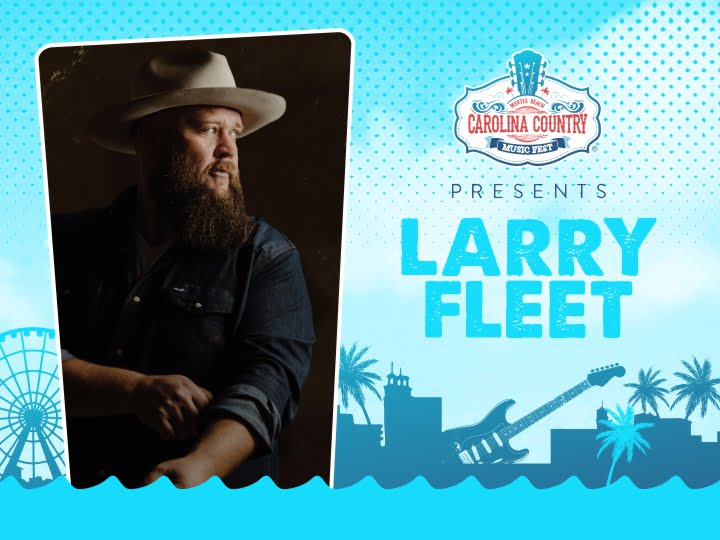 Larry Fleet at McDonald's Thursday Night Kick-Off Concert 2020!