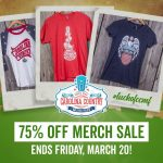 75% OFF ALL CCMF MERCH!