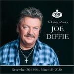In Loving Memory of Joe Diffie