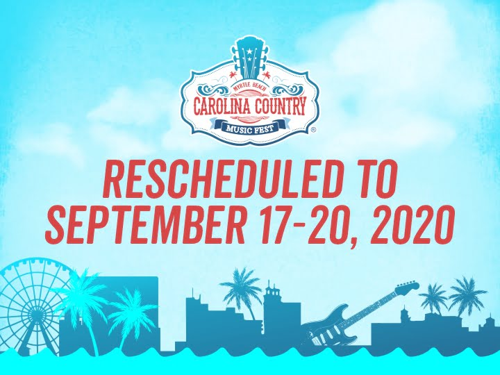 CCMF 2020 RESCHEDULED: SEPTEMBER 17-20, 2020!