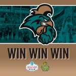 Show You Support for the Coastal Carolina Chanticleers