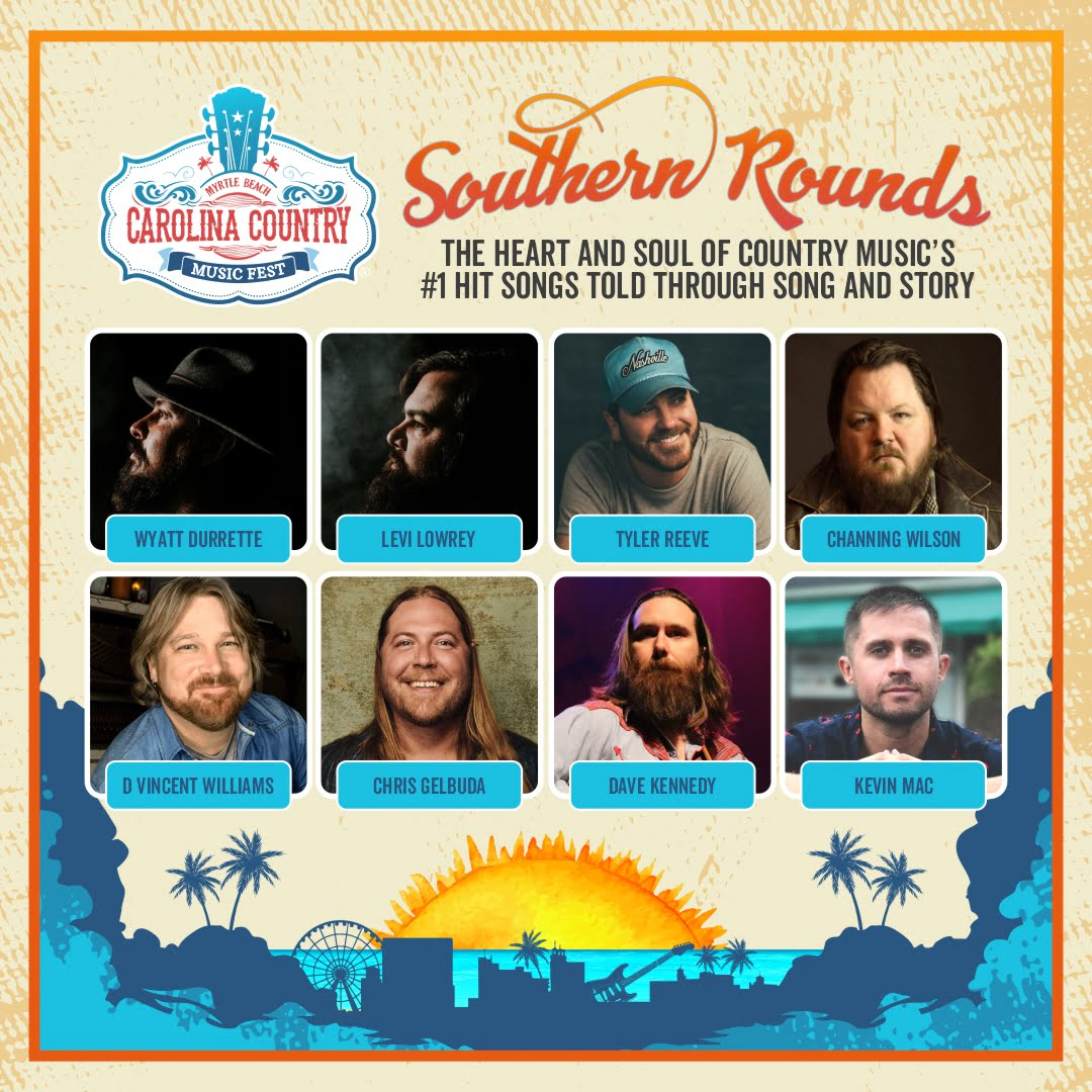Please Welcome, SOUTHERN ROUNDS!
