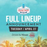 Full Lineup + App Announced April 27!