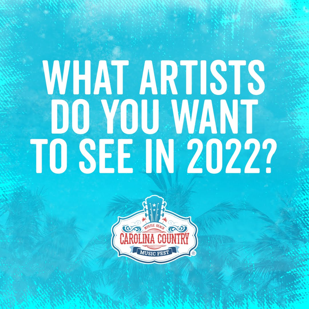 Who Do You Want to See at CCMF 2022?!