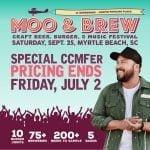 Moo & Brew Fest Myrtle Beach 2021!